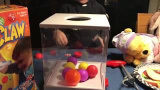 Crazy Claw beim Spielzeug Tester - Julian