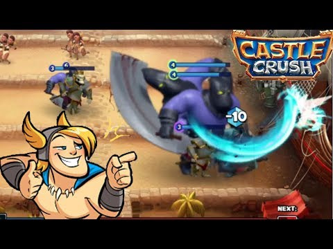 Castle Crush - Strongest Executioner ( Game Of The Day) 👊👊👊