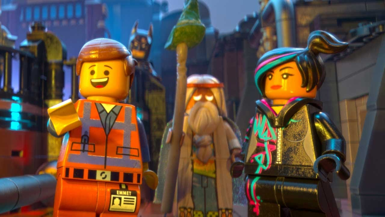Lego Movie Sequel Set For 2017 - YouTube