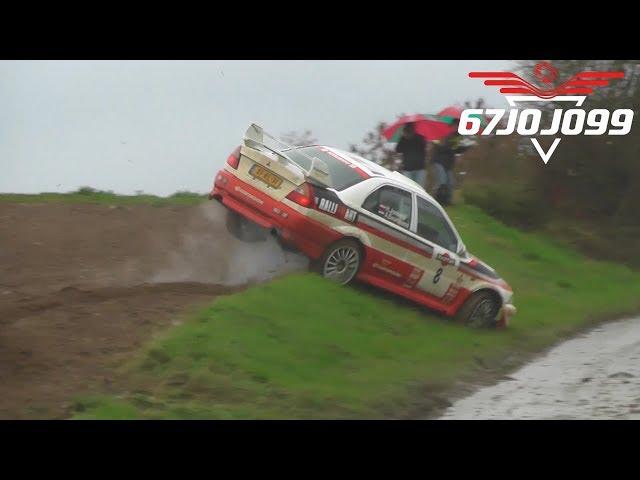 Rally van Zuid-Limburg 2017   CRASH BIG MISTAKES ATTACK   HD