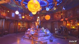 Symbolica - AMAZING Trackless Dark Ride - Efteling Theme Park