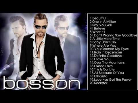 The Best Songs Of Bosson Bossons Greatest Hits