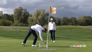 Duo de Tips : le point intermédiaire (putting)