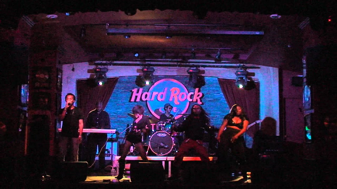 Hard Rock Cafe Music Playlist