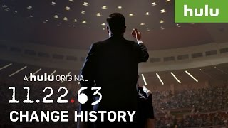 If You Had a Chance to Change History, What Would You Change? • 11.22.63 on Hulu