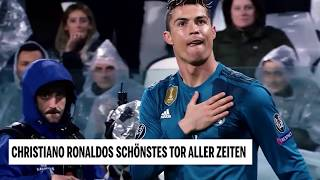 Ronaldos schönstes Tor aller Zeiten