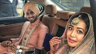 Gambar cover Nehu Da Vyah   Wedding Reception   Neha Kakkar Weds Rohanpreet Singh... 😍