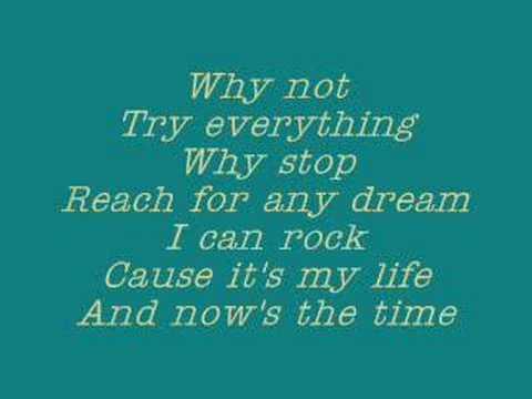 Camp Rock- Who will i Be- Lyrics