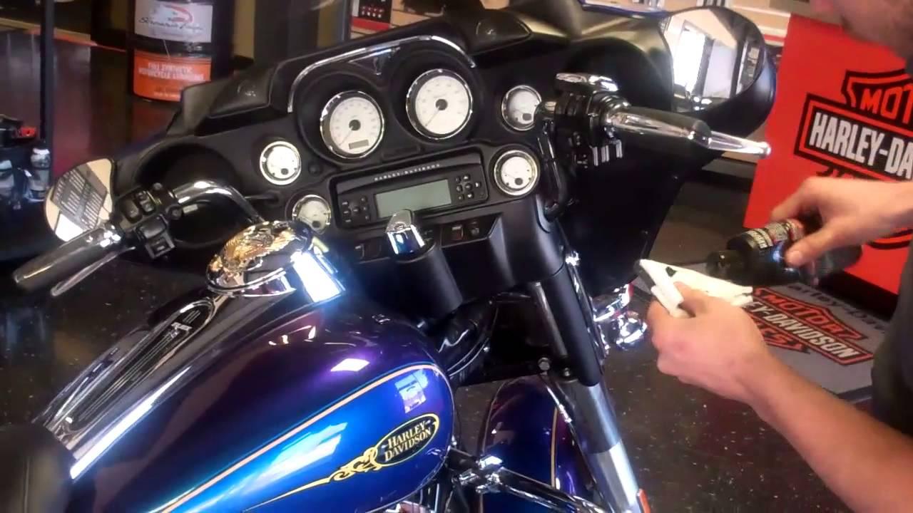 Harley - Davidson, Inner Fairing & Trim Rejuvenator
