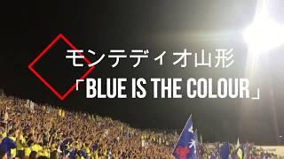 勝利した試合でのみ歌われる通称「ブルイズ」 この試合は黄色のオリジナ...