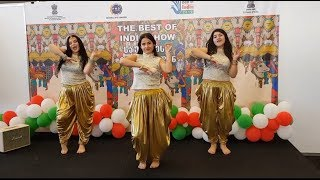 Mumbai Dilli Di Kudiyaan /Student Of The Year 2/ Dance group Lakshmi /Indian exhibition in Georgia