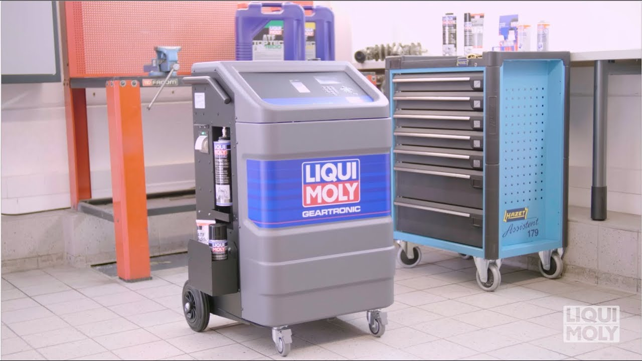 LIQUI MOLY Gear Tronic II - Professional automatic transmission fluid  service (Art  no  29021)