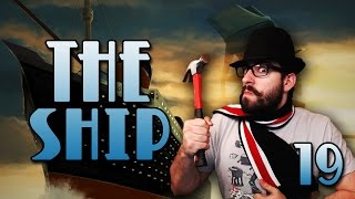 I'm Cuddling You Right Now! (The Ship #19)