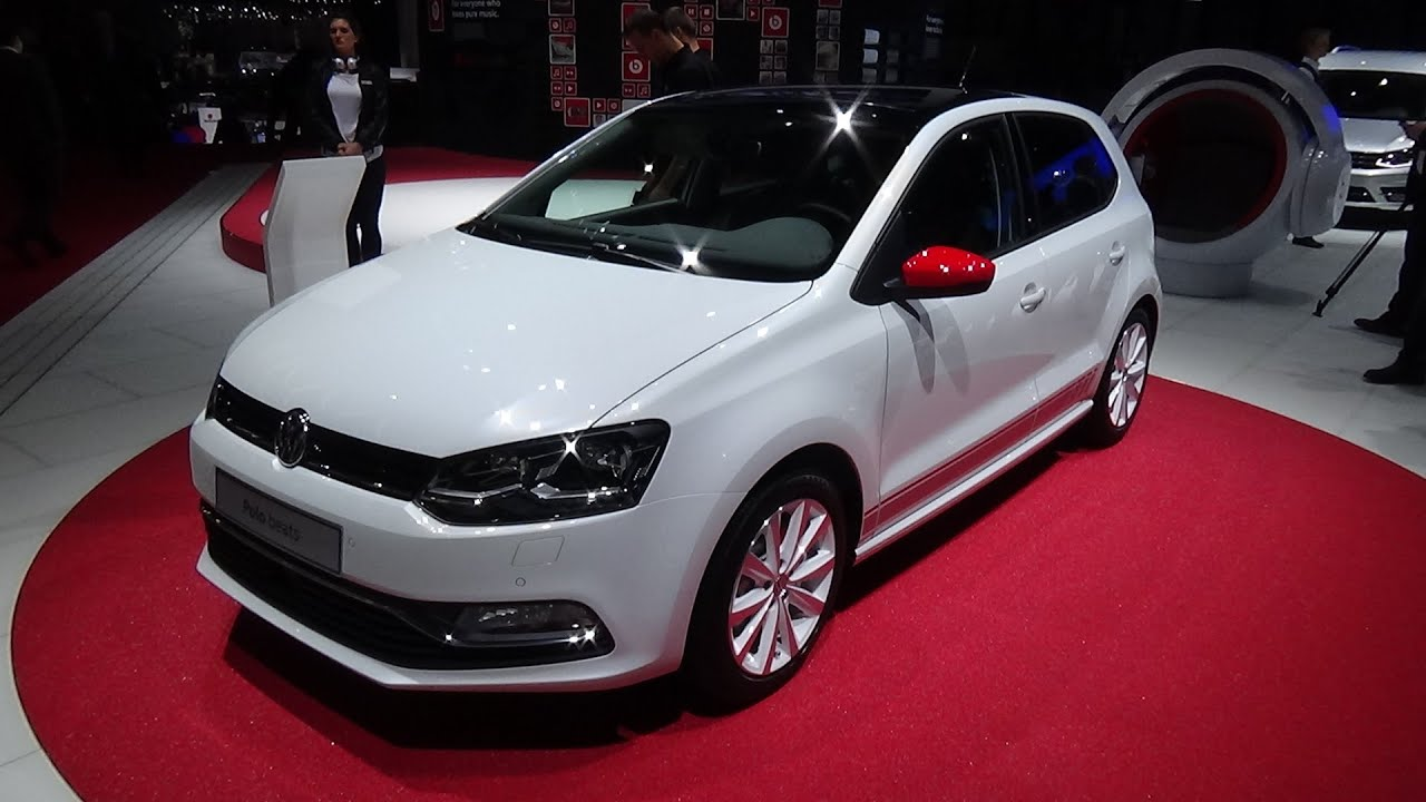 2017 volkswagen polo beats exterior and interior geneva motor show 2016 youtube. Black Bedroom Furniture Sets. Home Design Ideas