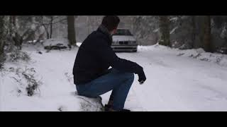 My Straight Piped 323ti - Snow Drifting