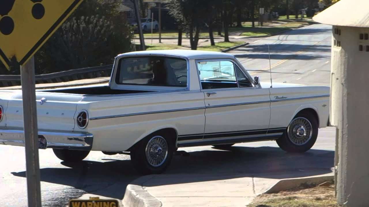 65 Ranchero Wiring Diagram Ford Muscle Car Just 1967 F 100 Color 1965 Falcon Youtube 1966 F100