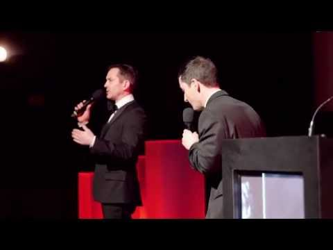 Final Draft Awards  Thomas Lennon & Robert Ben Garant Host
