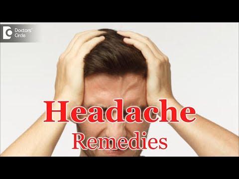 Headache Due To Cold And Cough   Headache Due To Allergy   Headache Remedies
