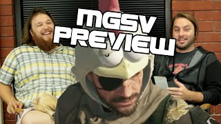 Metal Gear Solid V: The Phantom Pain | ft. Alex from The Dex | The Completionist