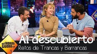 La revelación de Pablo Motos, Dani Rovira e Ingrid García-Jonsson sobre su vida - El Hormiguero 3.0