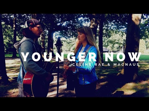 Miley Cyrus - Younger Now (Cover by Celine...