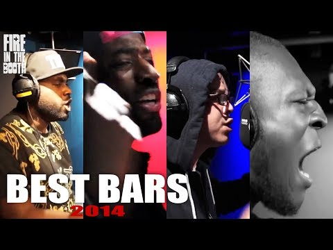Fire In The Booth 2014 Best Bars inc. P Money, Bashy, Potter Payper, Stormzy +more
