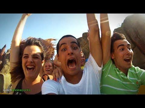 Un día en PortAventura Park