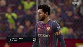 LaLiga Santander Highlights    FC Barcelona vs  Leganes     (20.1.2019)