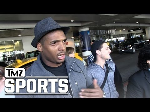 Michael Sam -- Destroys TMZ Camera Guy ... With Epic