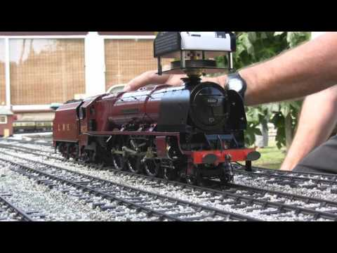Model Railway Toy Train Track Plans -Gauge One Live Steam Volume 6 part 1 (HD)