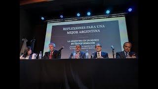 """Jorge Argüello en """"Reflexiones para una mejor Argentina"""""""