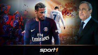 Neymar verhandelt mit Real Madrid   SPORT1 - TRANSFERMARKT