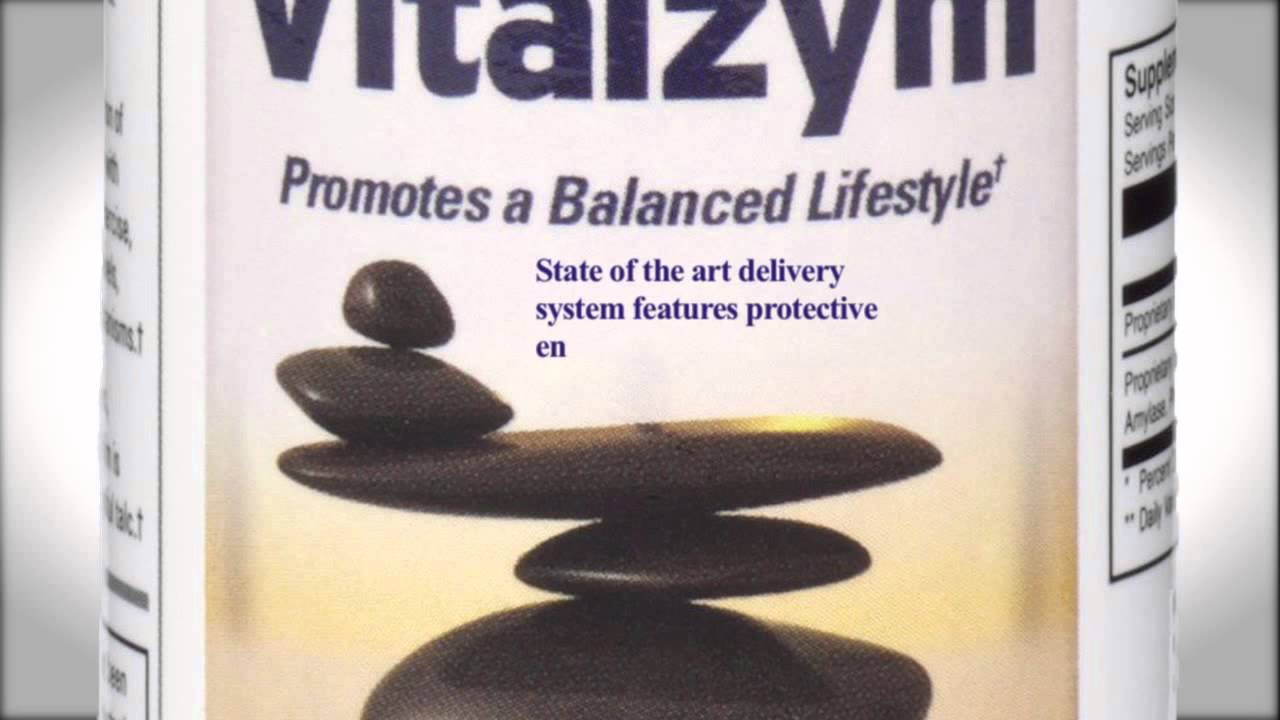 Vitalzym X - Alternative Medicine Solution