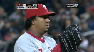 2009 World Series Game 2 - Phillies vs Yankees   @mrodsports