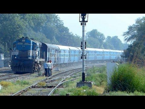 22472 Delhi Sarai Rohilla Bikaner Intercity Express