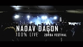 NADAV DAGON - Give It No Name ( Live @ Zorba Festival )
