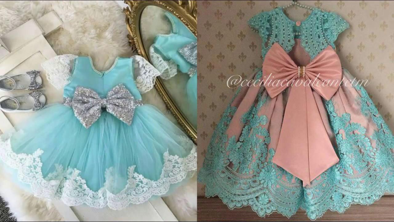 Los vestidos mas bonitos de nina