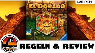 Wettlauf nach El Dorado Die goldenen Tempel