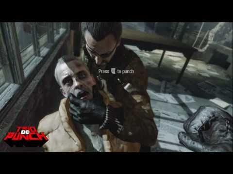 TRIO DE PUNCH reseña CALL OF DUTY BLACK OPS review