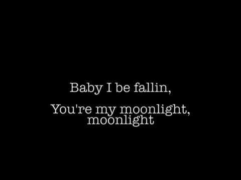 """Moonlight"" by Ariana Grande ♡ Lyric Video"