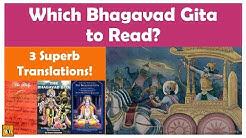 3 Superb Translations of the Bhagavad Gita to Read