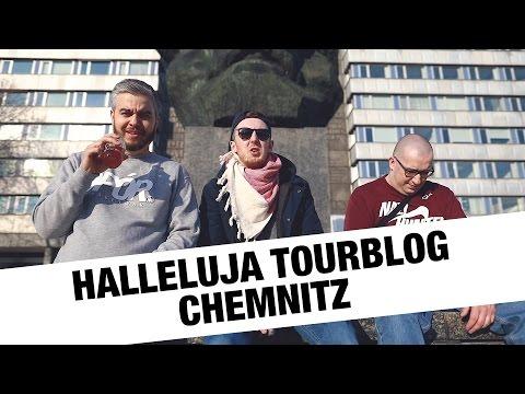 Audio88 & Yassin – Halleluja Tourblog #3 – CHEMNITZ