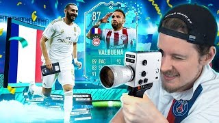 THE BEST VALUE FLASHBACK?! 87 FLASHBACK VALBUENA PLAYER REVIEW! FIFA 20 Ultimate Team
