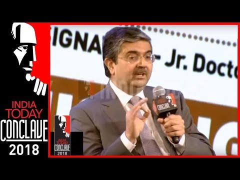 Deep Rooted Correction Of Education System Can Solve Job Problems : Uday Kotak   #IndiaTodayConclave