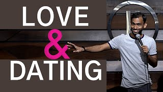 Love & Dating | Stand up comedy by Rajnish Kumar (2019)