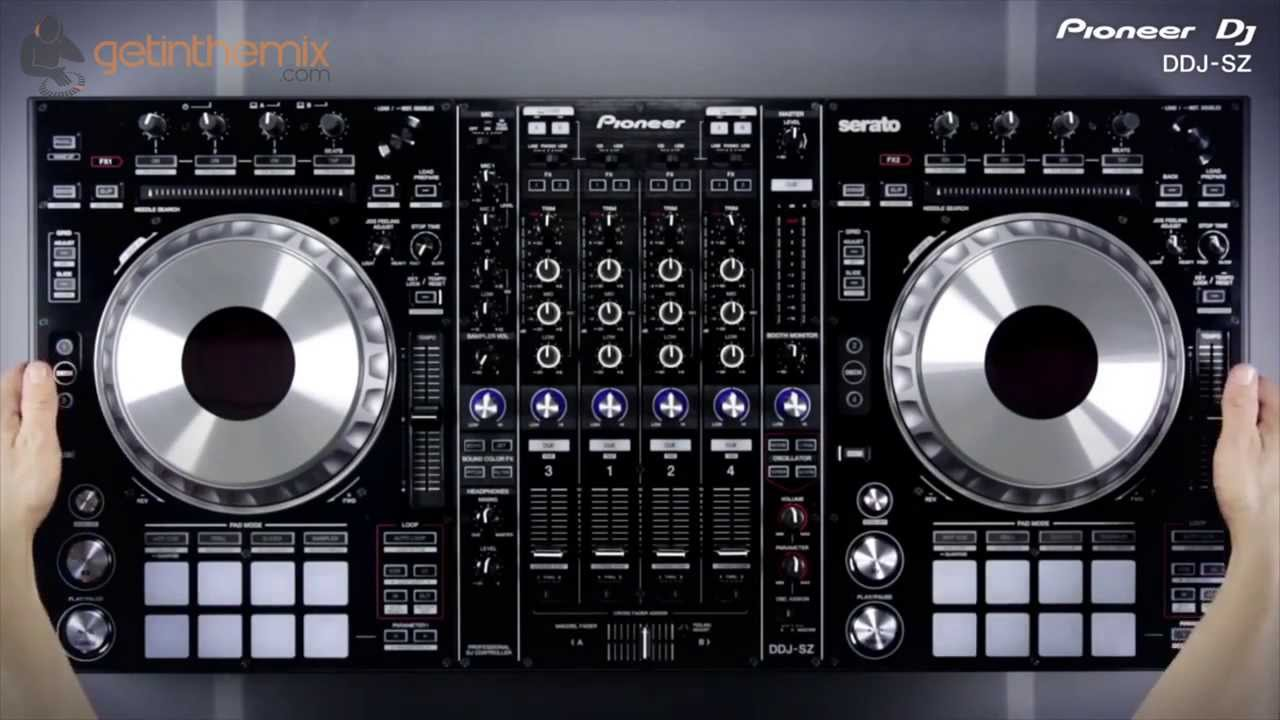 Pioneer DDJ-SZ DJ Controller X64 Driver Download