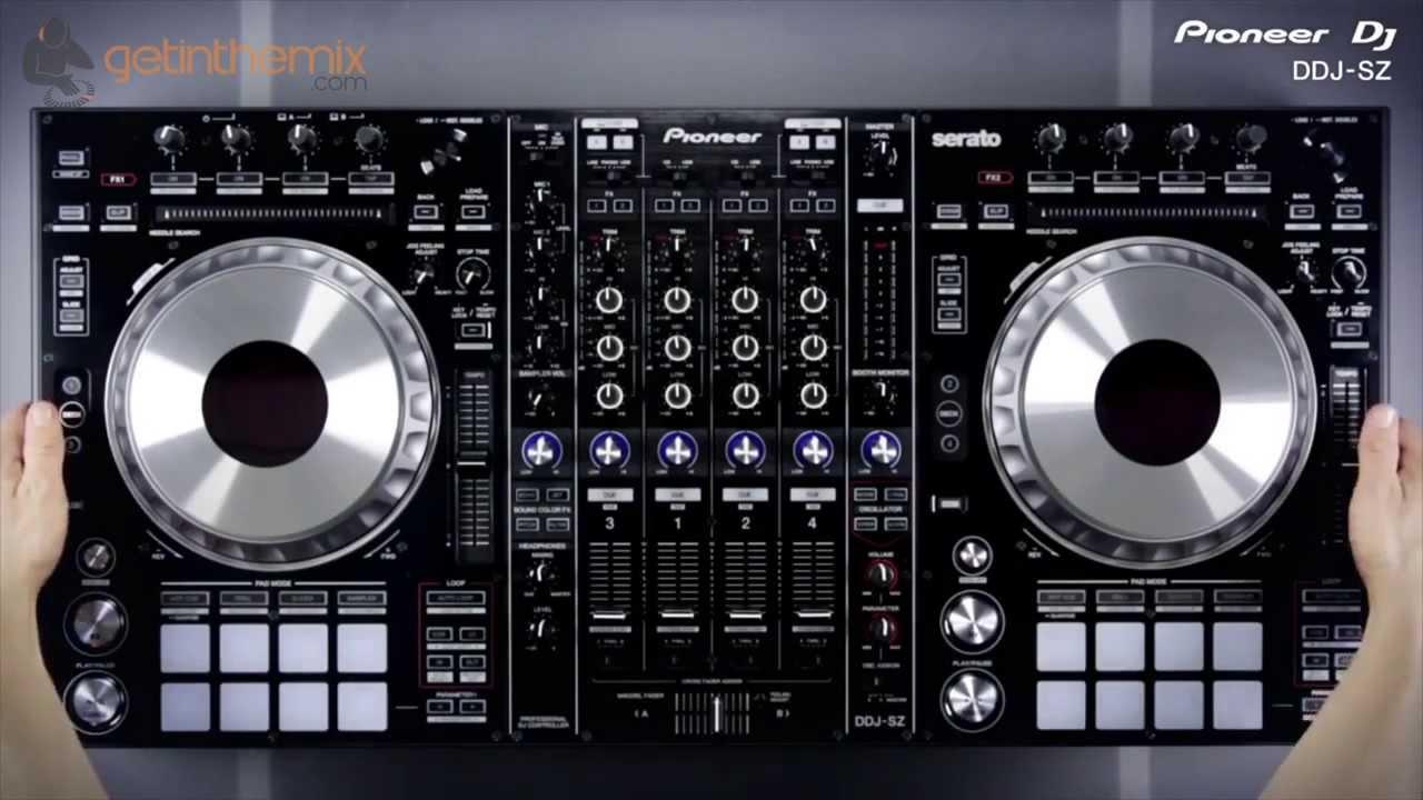DJ Pioneer DDJ-SZ