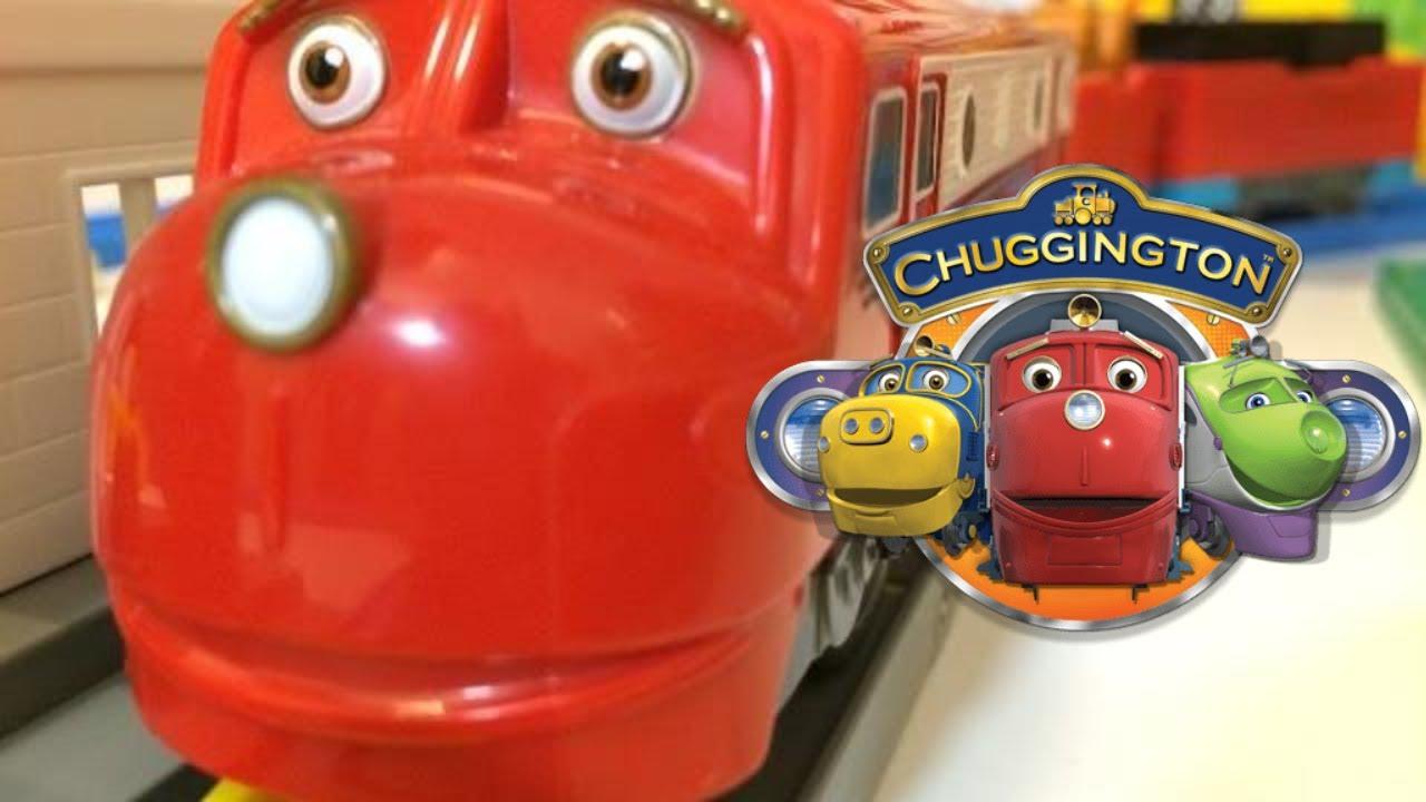 trenes de jugueteTrenes Chuggington Wilson  satisfechas con 30