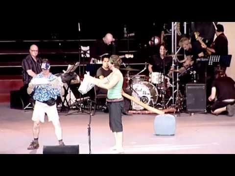Australia Day Concert 2012 - What's In Your Suitcase (Sidney Myer Music Bowl)