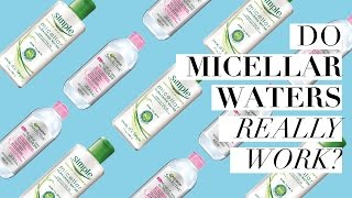 What are Micellar Waters / How Do They Work?